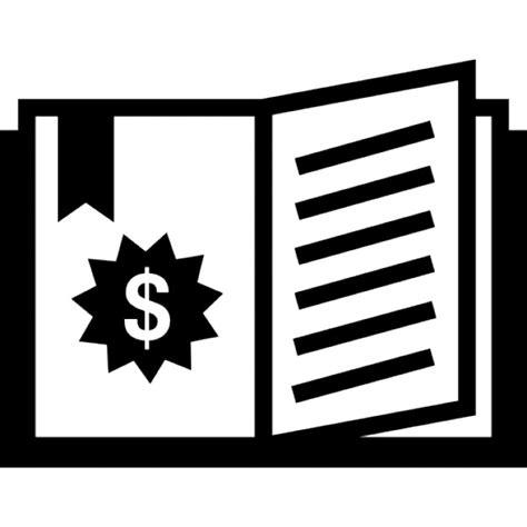 libro di testo libro di testo di marketing aperto scaricare icone gratis