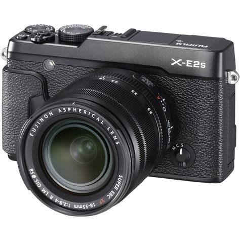 Kamera Mirrorless Fuji fujifilm x e2s mirrorless digital with 18 55mm 16499239