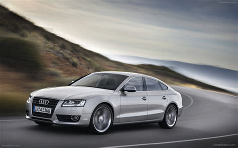 Audi A5 2010 by 2010 Audi A5 Sportback Widescreen Car Pictures 06