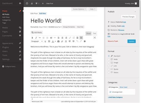 make theme admin 5 best wordpress admin themes that will make your life