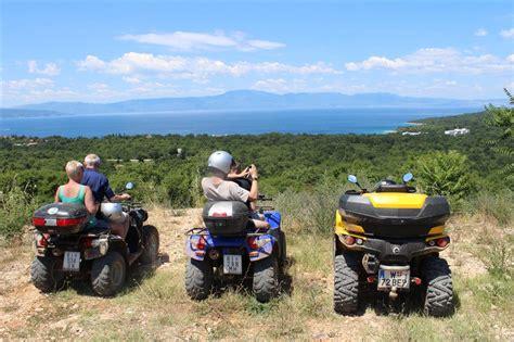Motorrad Fahren Kroatien by Quad In Kroatien Quadverleih Touren In Kroatien