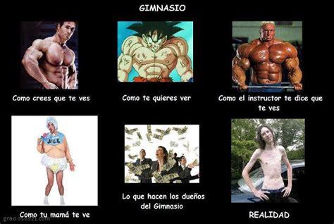 Memes Del Gym - imagenes graciosas en el gym taringa