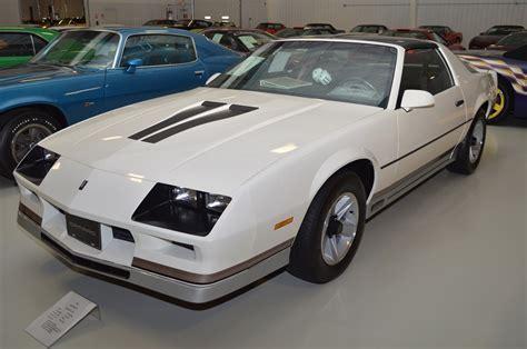 camaro 1984 z28 1984 chevrolet camaro z28