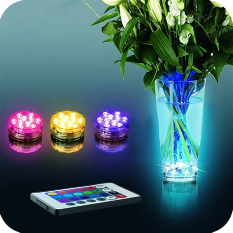 Senter Underwater lu led underwater dengan remote white
