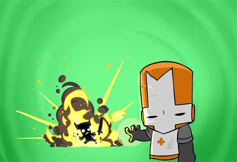 slightly  video game review castle crashers
