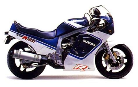 Suzuki Gsx R 1100 1986 1988 Workshop Service Repair Manual