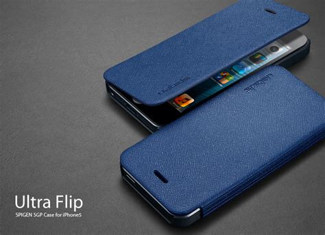 Kerropi Iphone 5 5s Custom Flip Cover spigen ultra flip iphone 5 the samsung flip cover clone gadgetmac