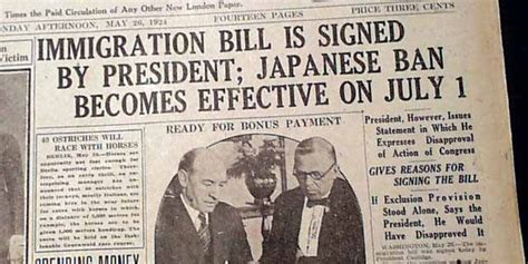 news about jp why the 1920s u s ban on japanese immigrants matters