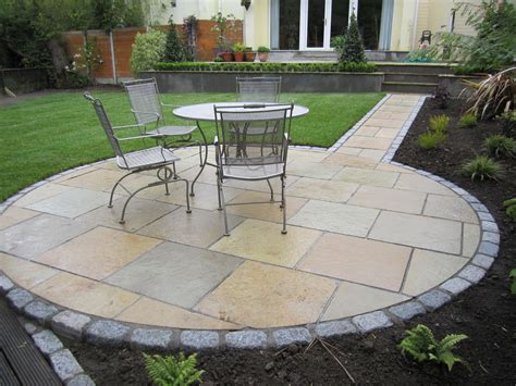 Yellow Patio Pavers Patios And Paving Dublin Wicklow Landscaping Ie