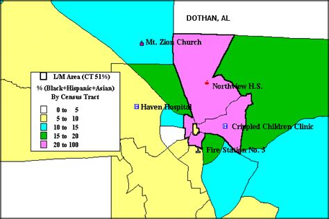 dothan consolidated plan executive summary