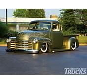1948 Chevrolet Truck Side