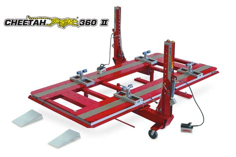 a liner cheetah frame machine pro line systems