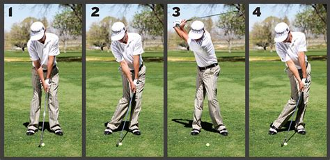 golf swing impact position iron play simplified golf tips magazine