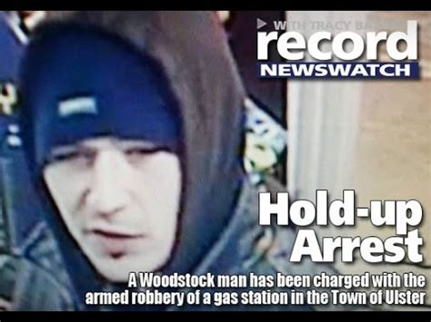 Ulster County Sheriff Arrest Records Newswatch Make Arrest In Armed Robbery