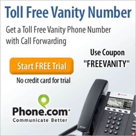 Vanity Phone Number Availability by Phone Coupon Toll Free Vanity Number With Call