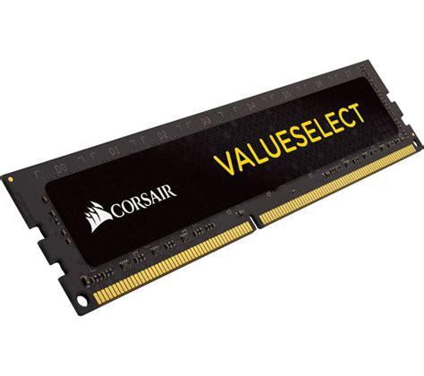 Ram Corsair Laptop buy corsair cmv8gx3m1a1600c11 ddr3 pc memory 8 gb dimm ram free delivery currys