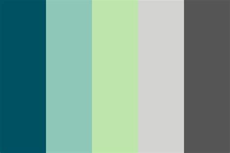 blue green color palette blue green gray color palette