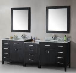 Finding a double sink bathroom vanity that will withstand
