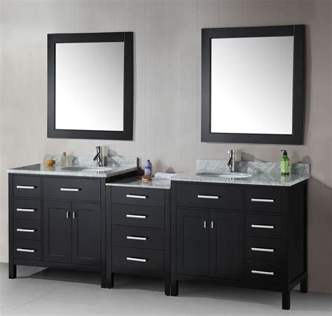 Two Vanities In Bathroom by Finding A Sink Bathroom Vanity That Will Withstand