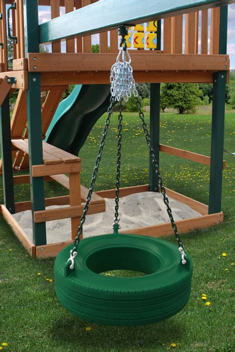 turbo swing for sale turbo tire swings and playset accessories