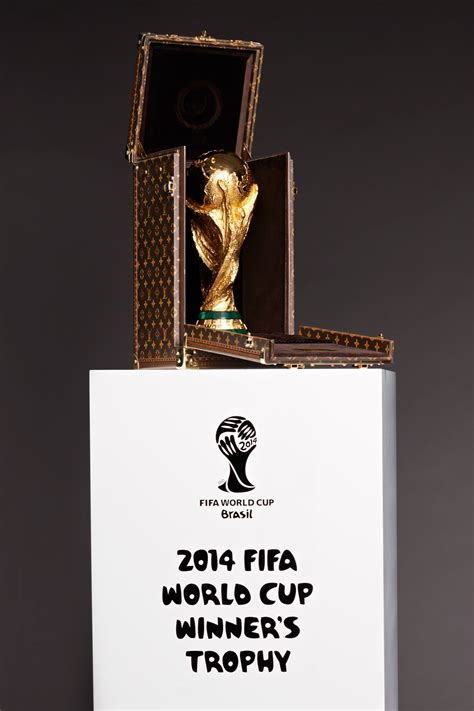 Louis Vuitton Louis Vuitton World Cup Designer Handbags And Information by Louis Vuitton Designs Trophy For The 2014 Fifa World