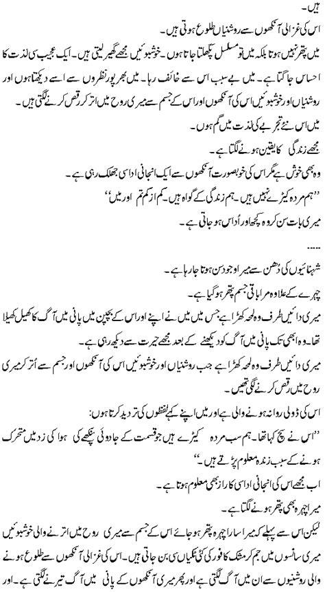 dil ke darwaja khula by shantanu پتهر ہوتے وجود کا دکه حیدر قریشی page 1