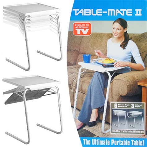 68 off table mate 2 adjustable foldable and portable