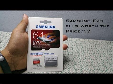 Samsung Microsd 32gb Evo Plus 95mb S Original samsung evo plus 64gb microsd original or
