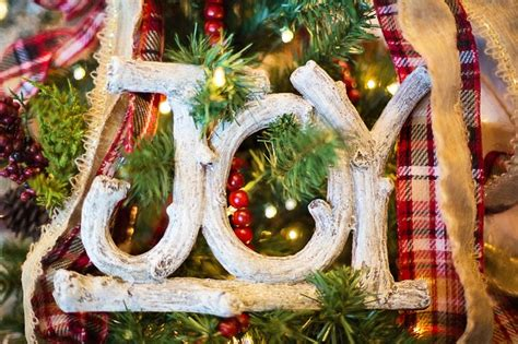 Addobbi Di Natale Shabby Chic by Albero Di Natale Come Addobbarlo In Stile Shabby Chic
