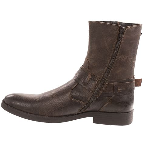 robert wayne easton leather boots for 8828t save 63