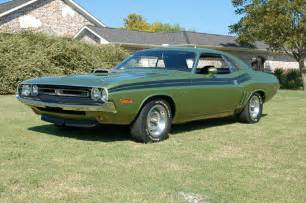Dodge Challenger 1971 1971 Dodge Hemi Challenger For 395 000