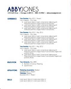 The Resume Layout by Modern Resume Layout Free Sles Exles Format Resume Curruculum Vitae Free Sles