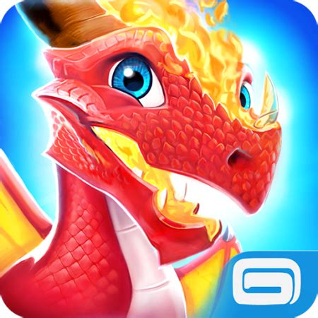 raise fiery beasts (literally) in gameloft's dragon mania
