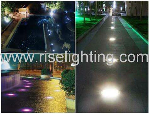 Embedded Patio Lights Ip67 Outdoor Lighting Led Ground Embedded L View Ip67