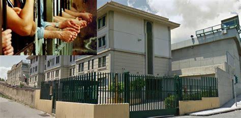 casa circondariale messina messina carcere di gazzi sovraffollato ai limiti della