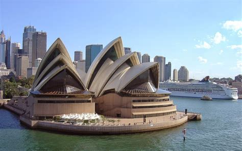 designer of the sydney opera house sydney opera house in sydney australia tourist destinations
