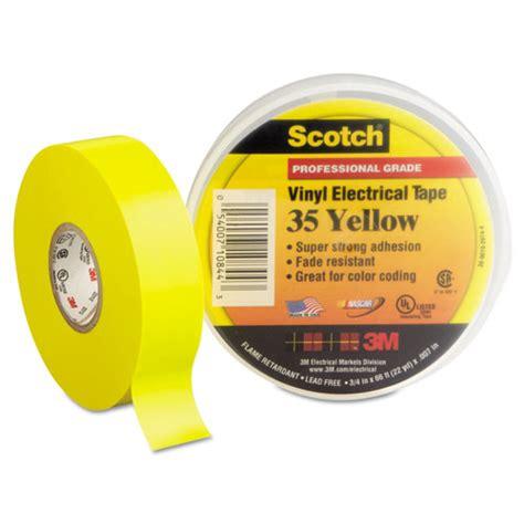 3m Vinyl Electrical 35 Isolasi White mmm10844 3m scotch 35 vinyl electrical color coding zuma