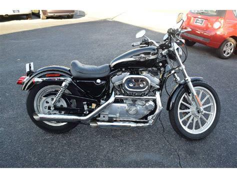 2003 Harley Davidson Sportster by 2003 Harley Davidson Sportster 883 For Sale 55 Used