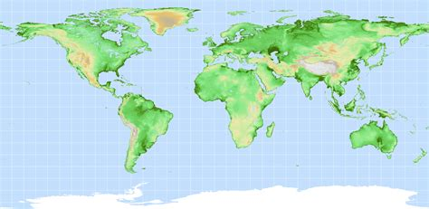 elevation map of the world elevation world map factsofbelgium