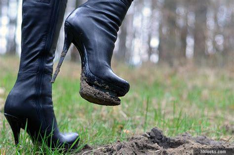 platform boots and mud hhlooks