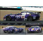 Scalextric C2657 TVR Tuscan 400R  89 Synergy Le Mans 2004