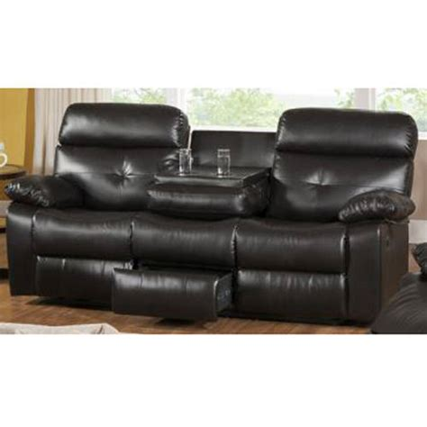 Primo Leather Sofa Primo International Discovery Leather Upholstered