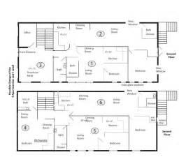 Retail Floor Plan floor plan page