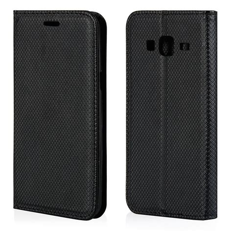 Casing Cover Samsung J5 2016 J510 Flip Smart Mirror Auto Lock flip magnet samsung j510 j5 2016 czarny etui pokrowce kabury samsung galaxy j5