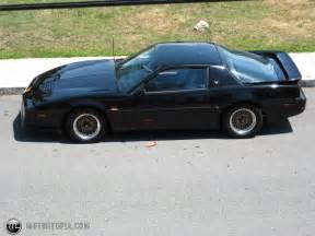1988 Pontiac Trans Am 1988 Pontiac Trans Am Gta Id 12269