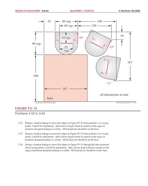 mcgraw hill design of machinery fig p3 15