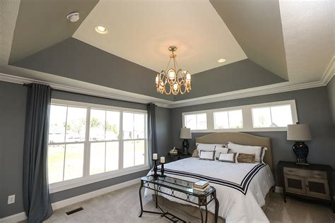 angled tray ceiling crown molding and paint for later tray ceilings moldings