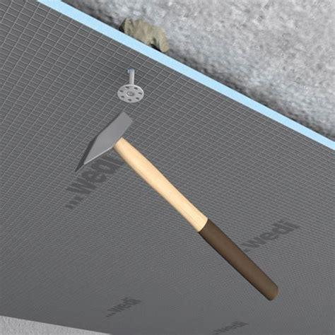 Wedi Bauplatten Decke by Plafonds Irr 233 Guliers Wedi De