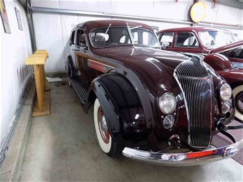 1936 chrysler for sale 1936 chrysler airflow for sale classiccars cc 1038243