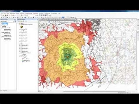 tutorial qgis pisa qgis in under 10 minutes 23 nearest neighbor analysis